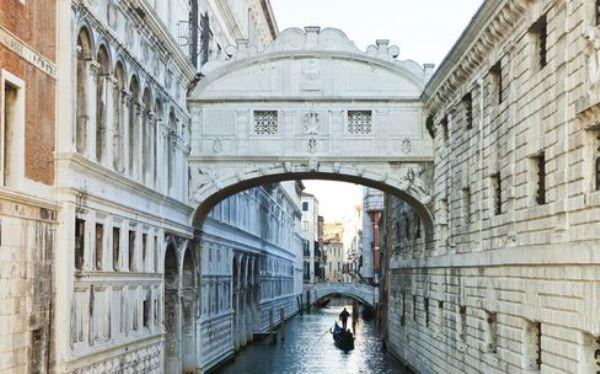 Мост Вздохов в Венеции