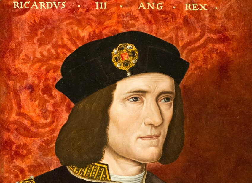 Портрет короля Ричарда III