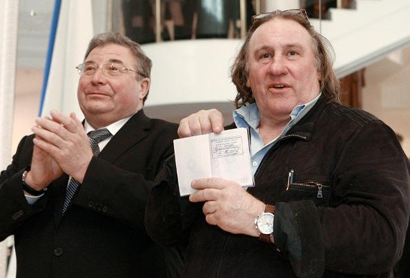 Жерар Депардье получил мордовскую прописку