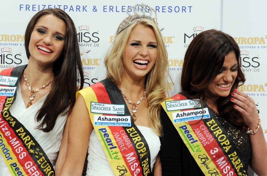 "Конкурс ""Мисс Германия"""