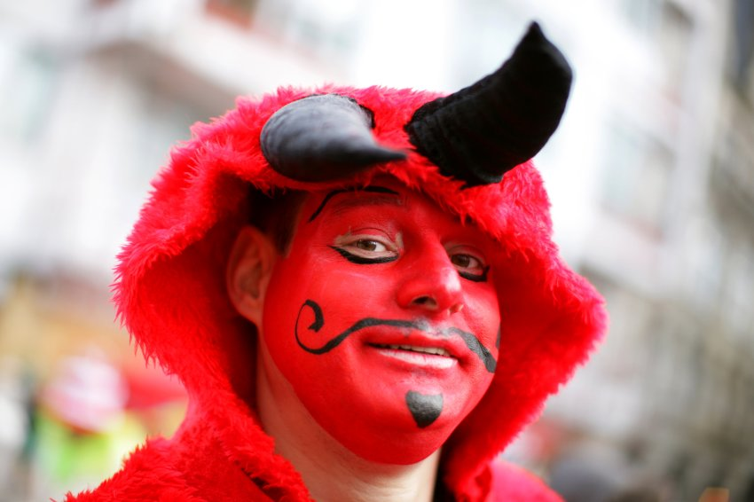 Горячая пора карнавалов в Германии