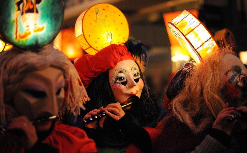 Базельский карнавал