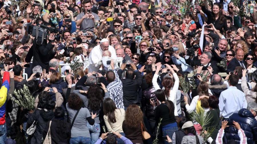 Франциск I - народный Папа