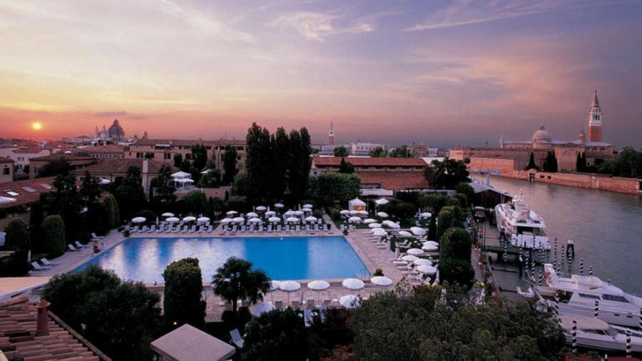 Отель Cipriani в Венеции