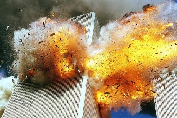 Теракт в Нью-Йорке 11 сентября 2001 г