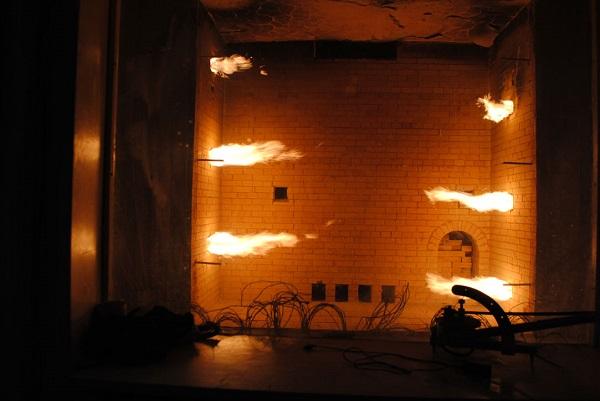 Противопожарная лаборатория