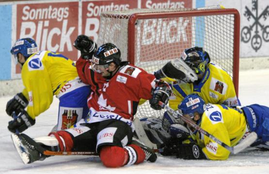Хоккей в Швейцарии