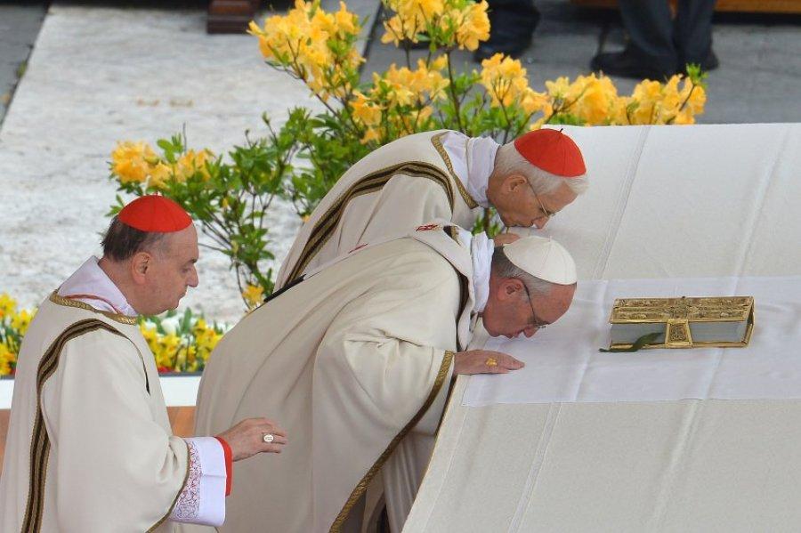 Католическая Пасха в Риме