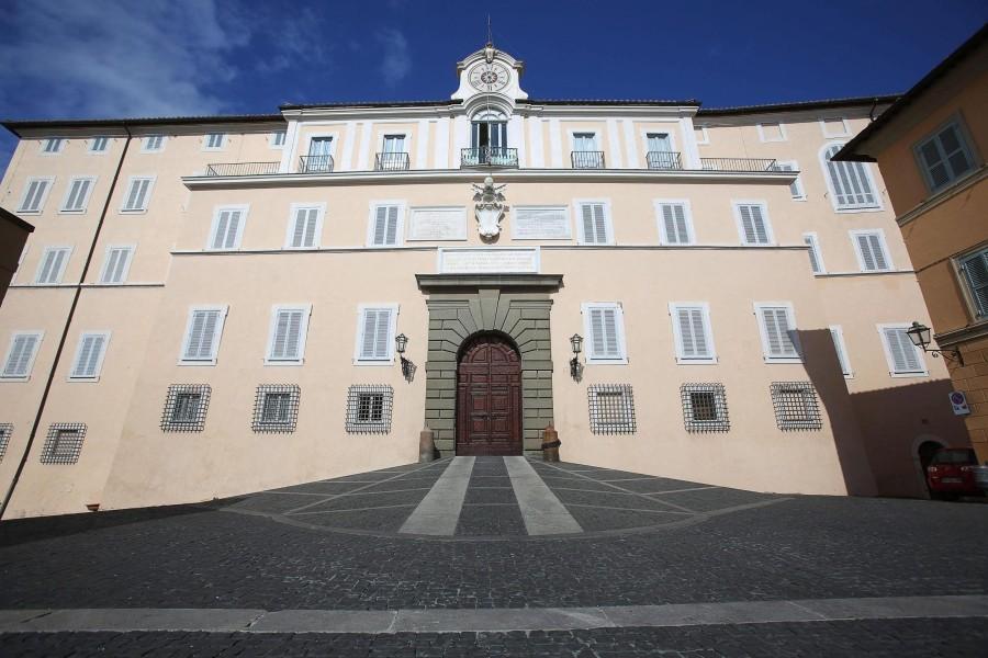 Резиденция Папы в Кастель Гандольфо