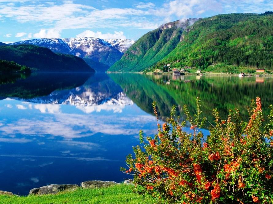 Хардангер или Hardangerfjord