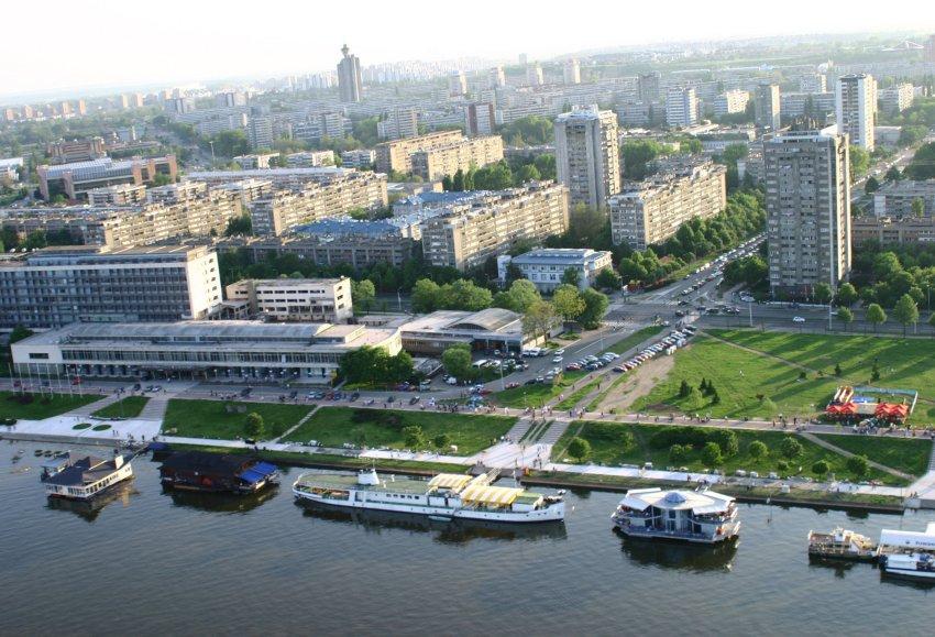 Район Новый Белград