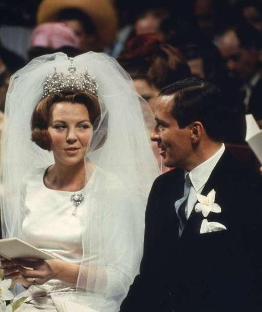 Свадьба королевы Беатрикс