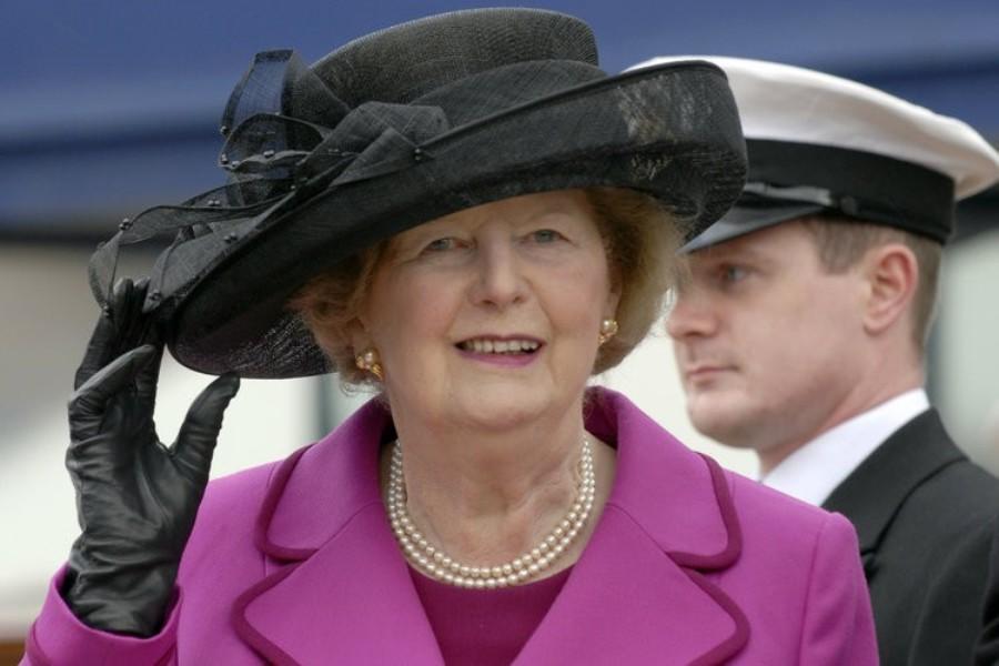 Легендарный политик Маргарет Тэтчер