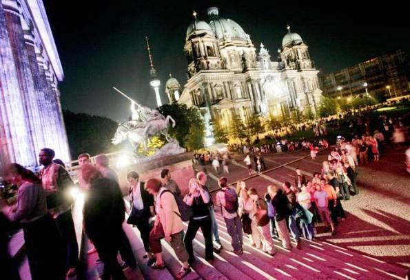 Ночь музеев в Европе