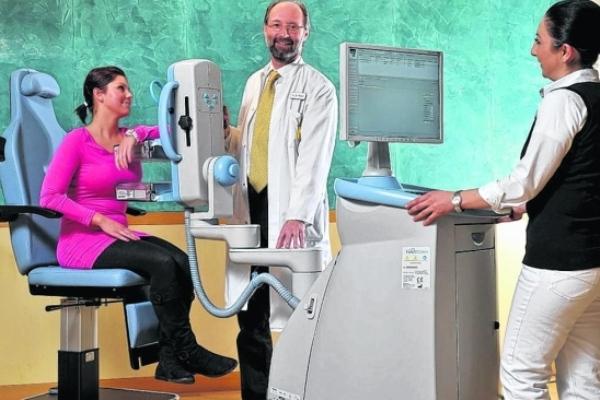 Позитронно-эмиссионная маммография