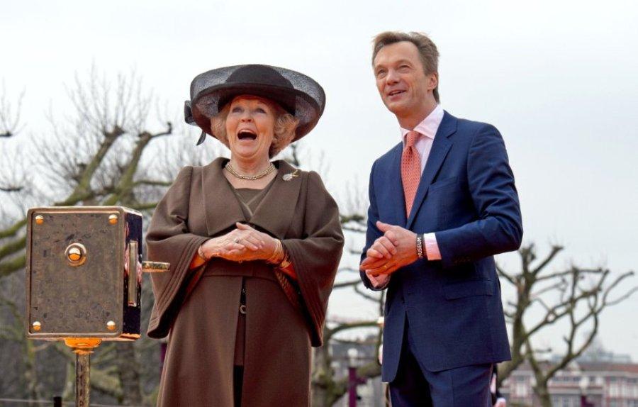 открытие Государственного музея в Амстердаме