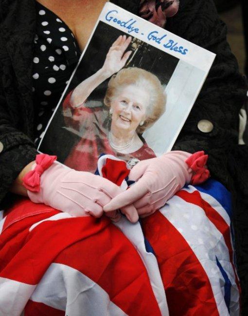 Маргарет Тэтчер умерла в возрасте 87 лет