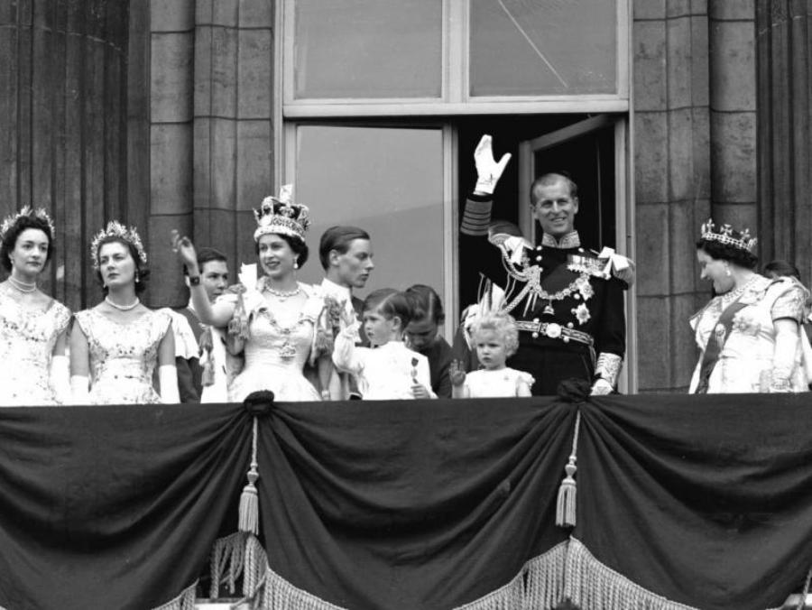 После коронации