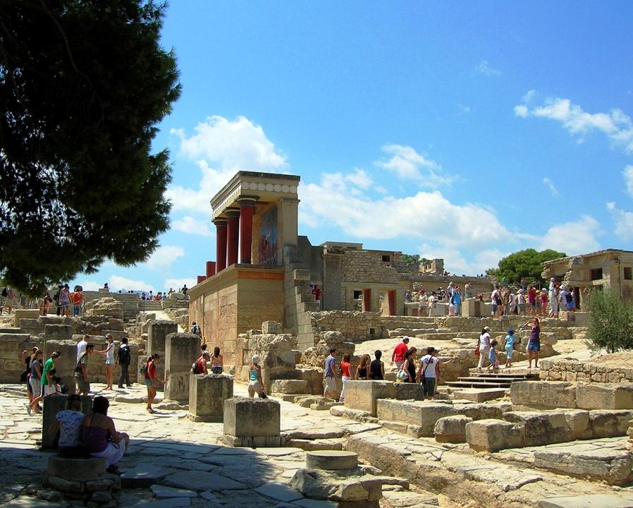Остров Крит. достопримечательности