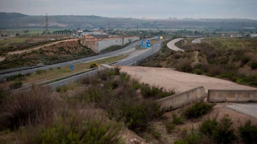 Автобан-призрак в Испании