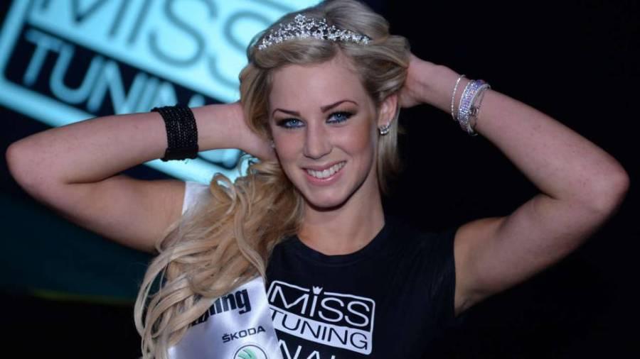 Мисс Тюнинг 2014