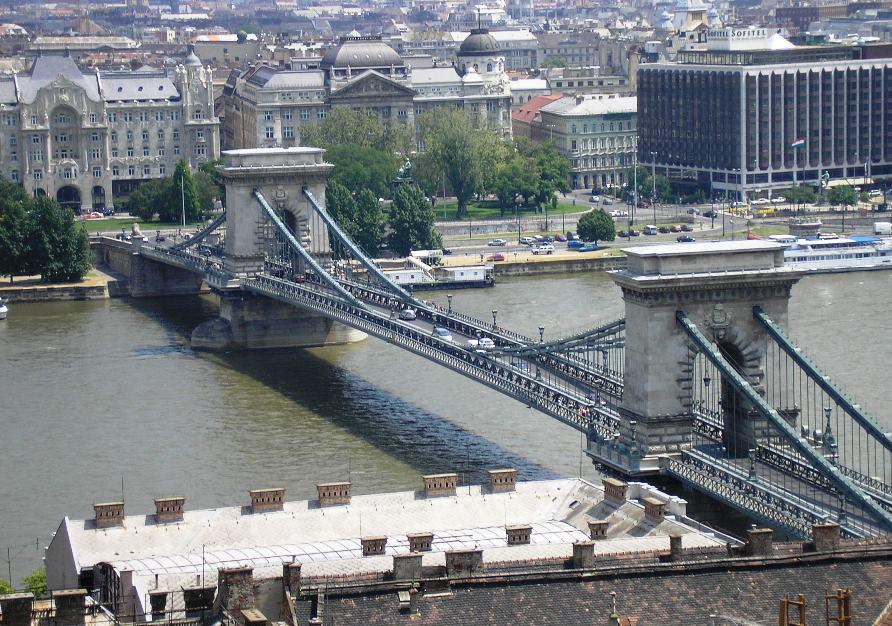 Будапешт достопримечательности: Цепной мост