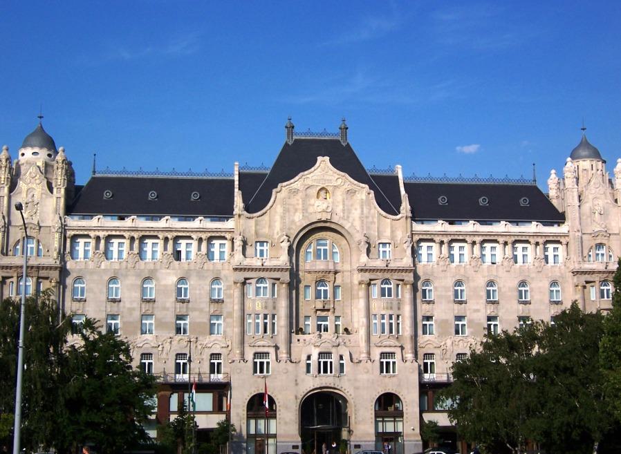 Будапешт достопримечательности: дворец Грэшема