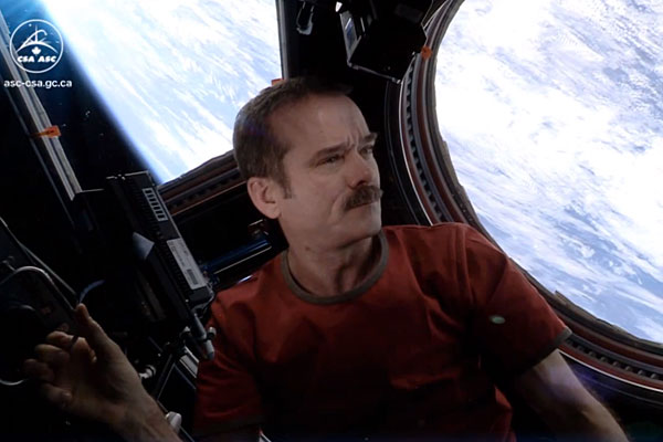 Space Oddity - Chris Hadfield