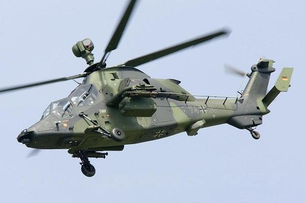 Боевой вертолет Бундесвера