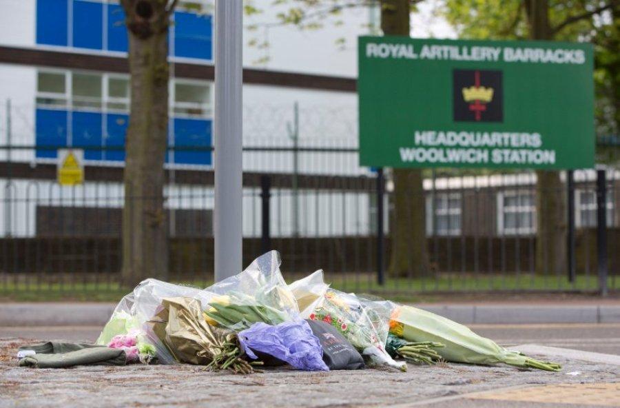 Убийство в центре Лондона