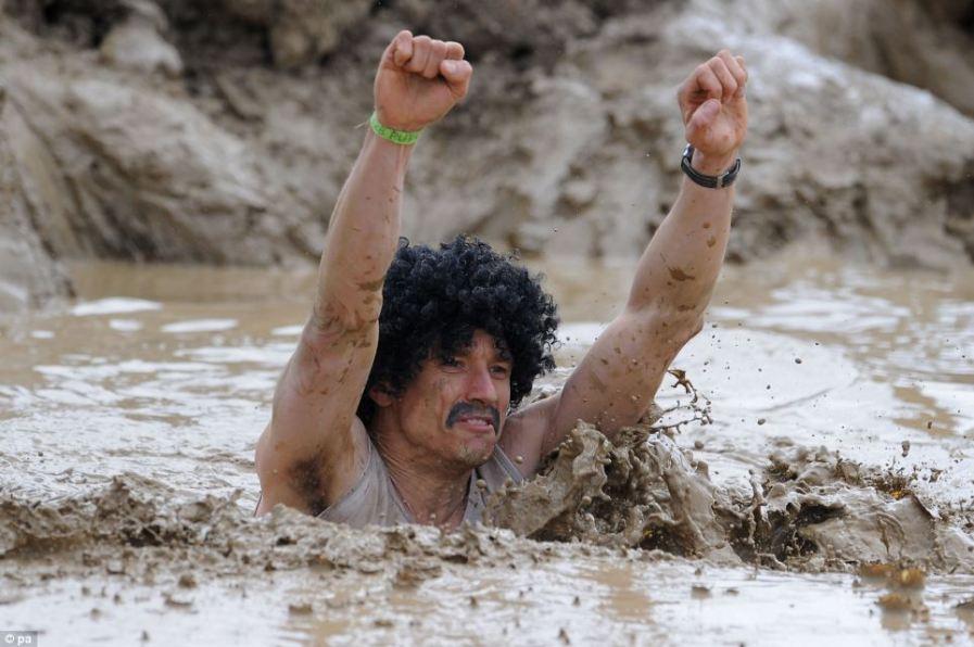 Гонки в грязи