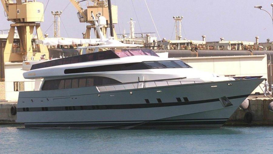 Яхта Fortuna