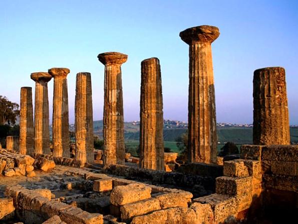 Архитектура древней греции минойская