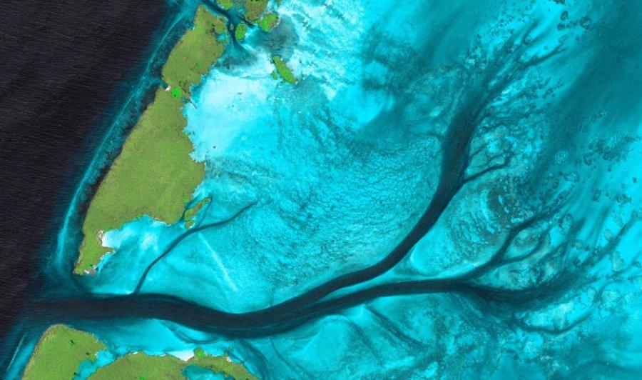 Атолл Альдабра в Индийском океане