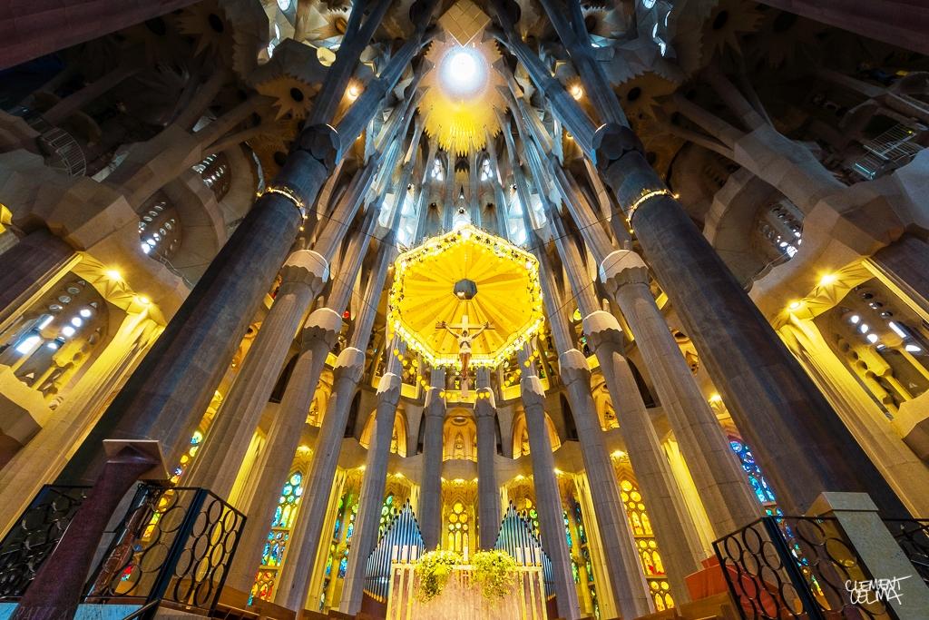 Церковь Святого Семейства в Барселоне