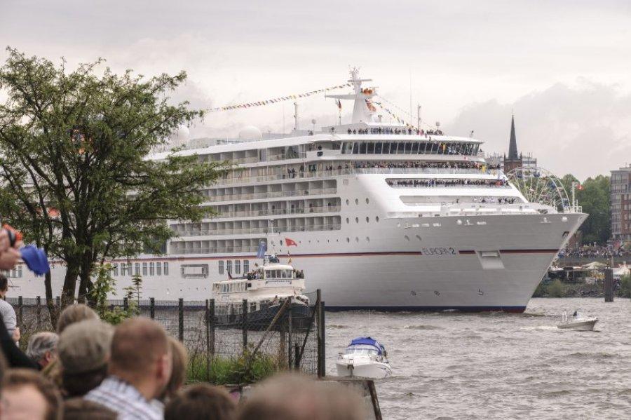 День рождения порта Гамбурга