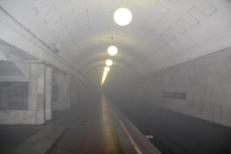 Пожар в московском метро, 5 июня 2013 г.