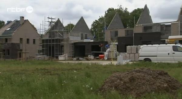 строительство деревянных домов в Бельгии