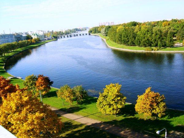 Крестовский остров в Санкт-Петербурге