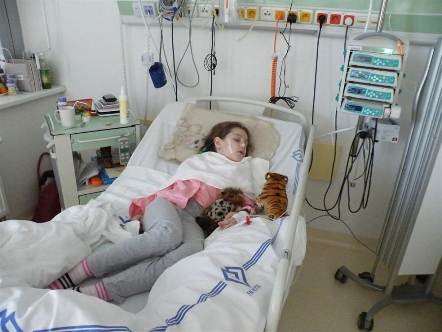 1 января 2012 года Катерина уже находится в коме
