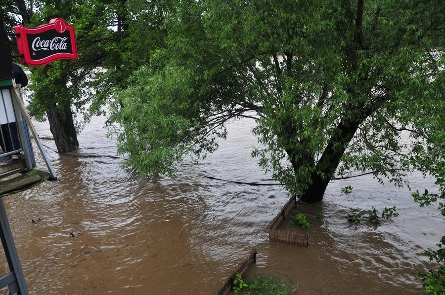 Наводнение в Праге - 2 июня 2013 года