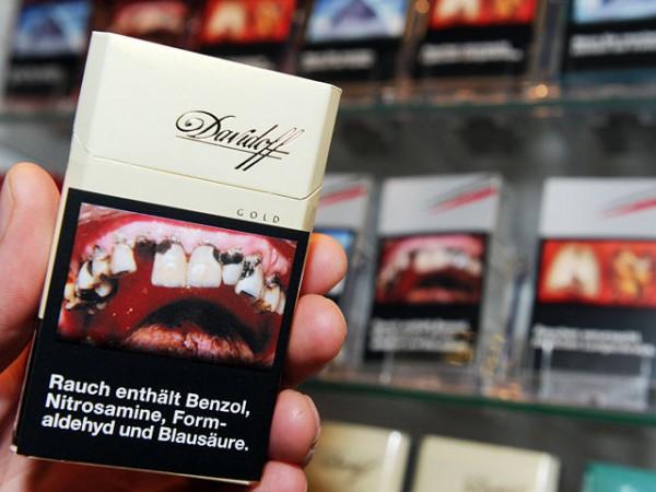 борьба с курением в Европе