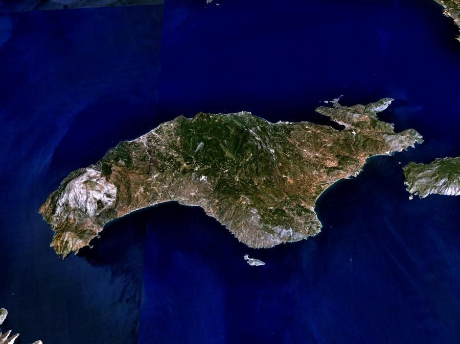 Остров самос греция фото 3