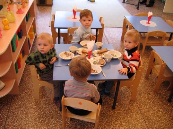воспитанники детского сада