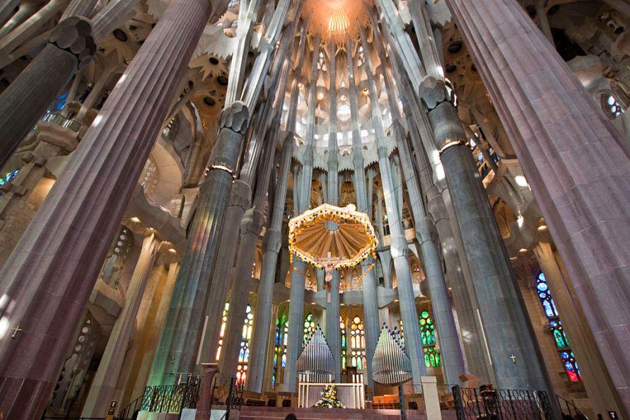 собор святого семейства барселона фото