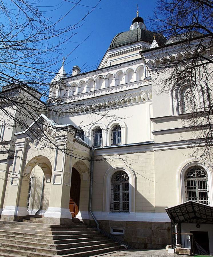 Ивановский монастырь Москвы