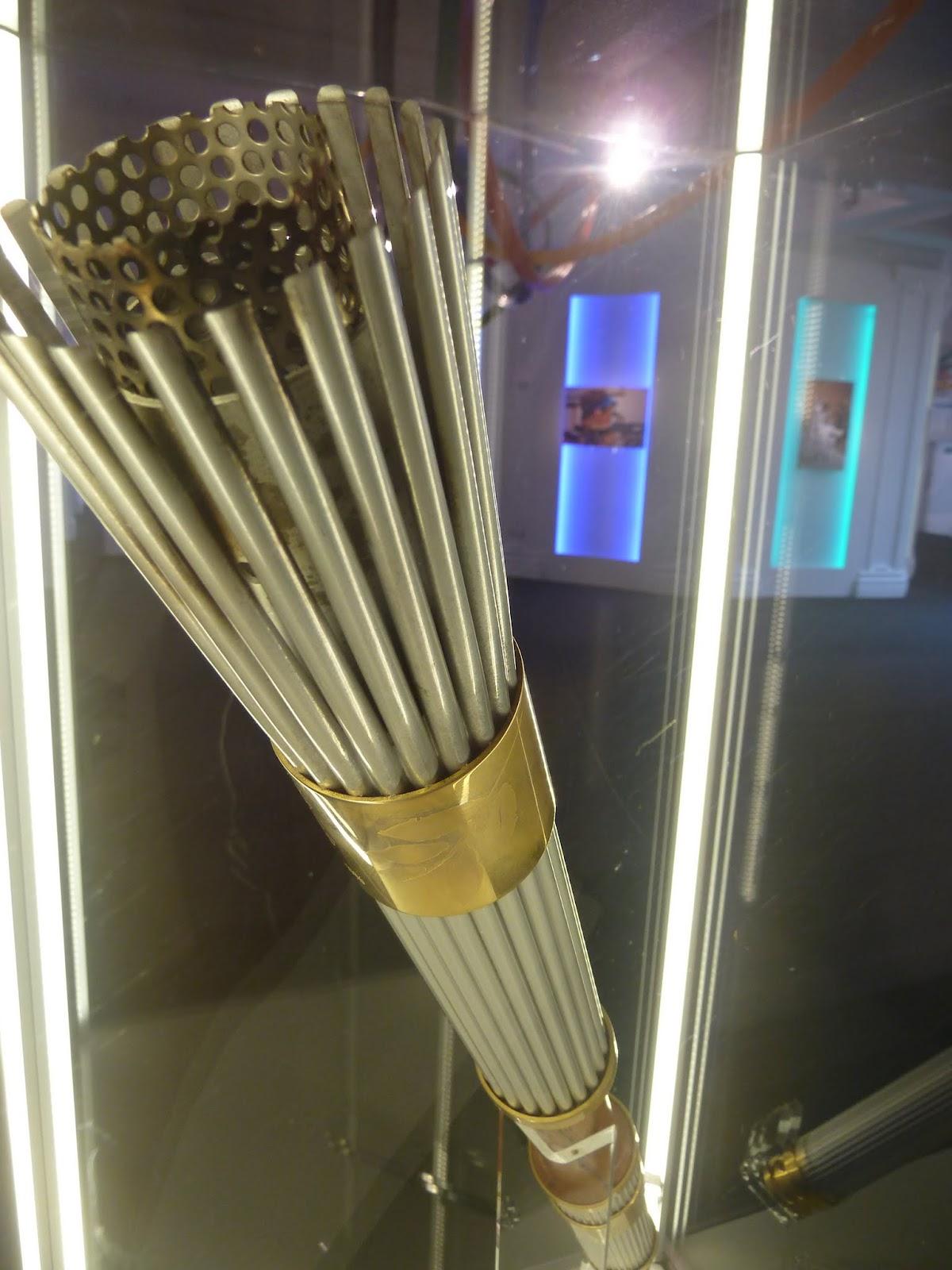 факел Олимпиады в Берлине 1936 г.
