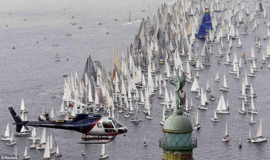 Регата Барколана, яхтинг и отдых в Италии