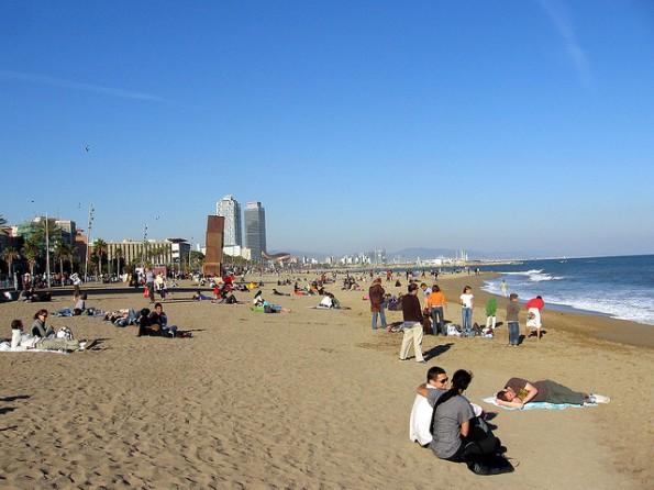 Испания в октябре