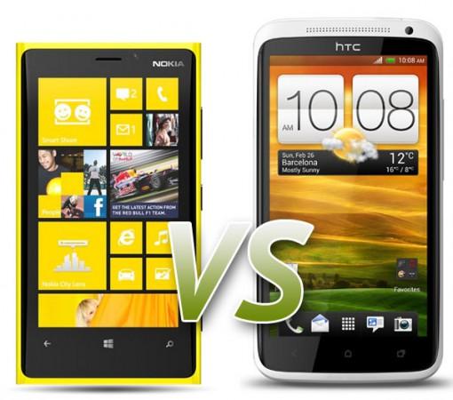 Nokia против HTC
